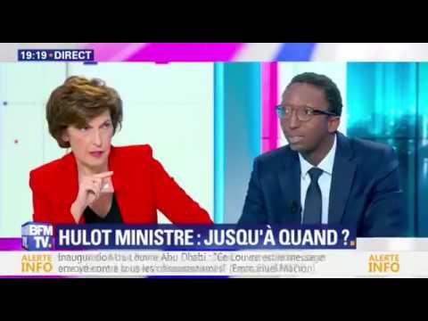 19h Ruth Elkrief, BFMTV - 8 novembre 2017