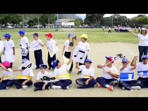 Inauguración del Deporte Extracurricular - Domingo Deportivo