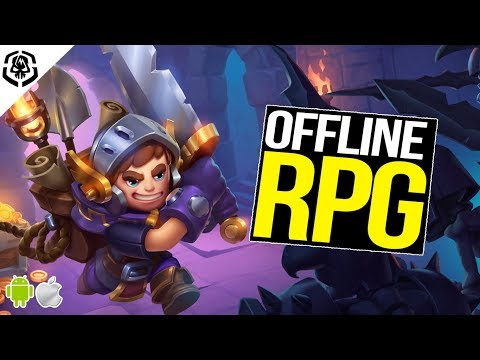 Top 10 OFFLINE RPG Games On Android & IOS To Play In 2018 | Role Playing Games |