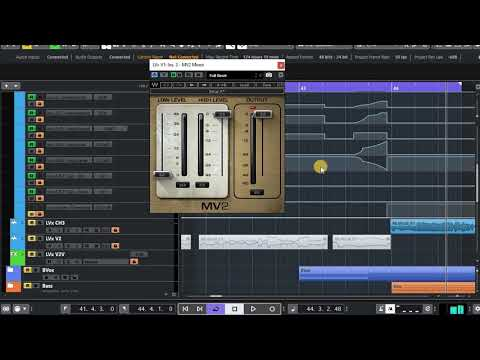Creating a Stutter Effect for the Vocal Using iZotope Nectar 2