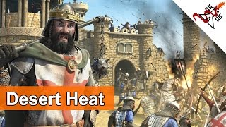 Stronghold Crusader 2 - Mission 3 | Paradise Island | Desert Heat | Skirmish Trail