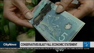 "Conservatives say PM is ""…"