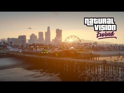 Grand Theft Auto V / Natural Vision Evolved Test / Credits to Razed |