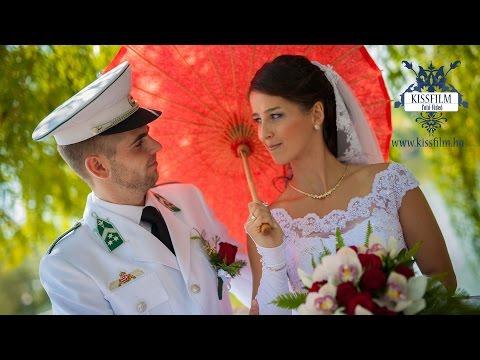 Andrea és Gábor esküvője Nyíregyházán a Tirpák csárdában