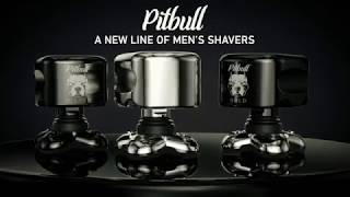 The Best Mens Shaver The All New Pitbull Shaver by Skull Shaver Announcement Video