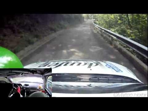 Rally Alpi Orientali 2011: Cristian Marsic – Emanuela Florean: 12:10 Valle di Soffumbergo