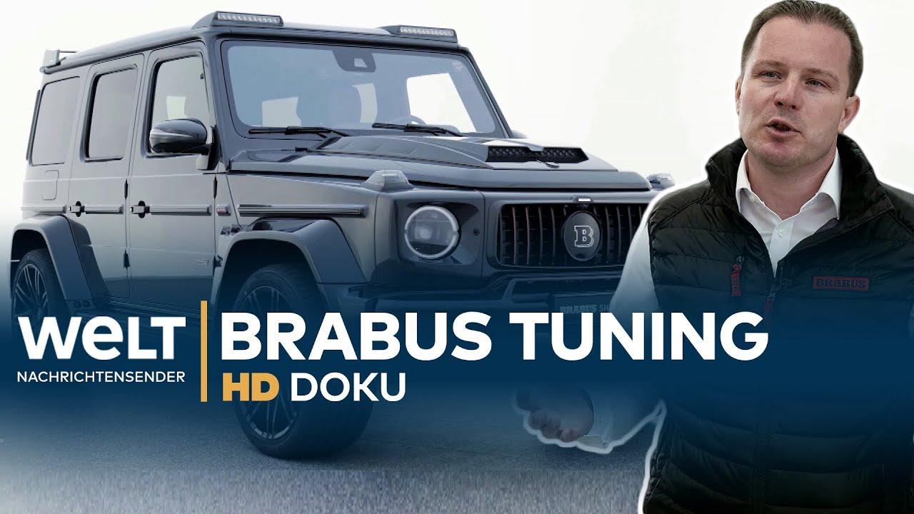 BRABUS - Die EDELTUNER aus dem Ruhrgebiet   HD Doku