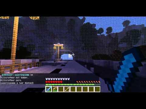 Minecraft fr. Minarena ou mine-tox arena, épisode 4