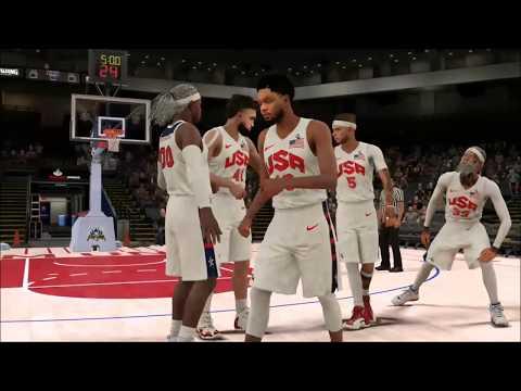 Team United vs Team Caution Former Friends Battle In Playoffs NBA 2k Comp Games Overtime Thriller