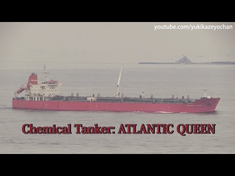 Chemical Tanker: ATLANTIC QUEEN (MOL - Mitsui O.S.K. Lines)