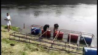 Сплав 2016, Десна, Пироговка-Погореловка (50 км)(Сплав на плоту по реке десна в мае-июне 2016 года. Протяженность маршрута 50 км.На лоту присутствовало 6 человек., 2017-03-03T21:09:26.000Z)