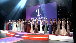 Miss Universe New Zealand Grand Final 2015