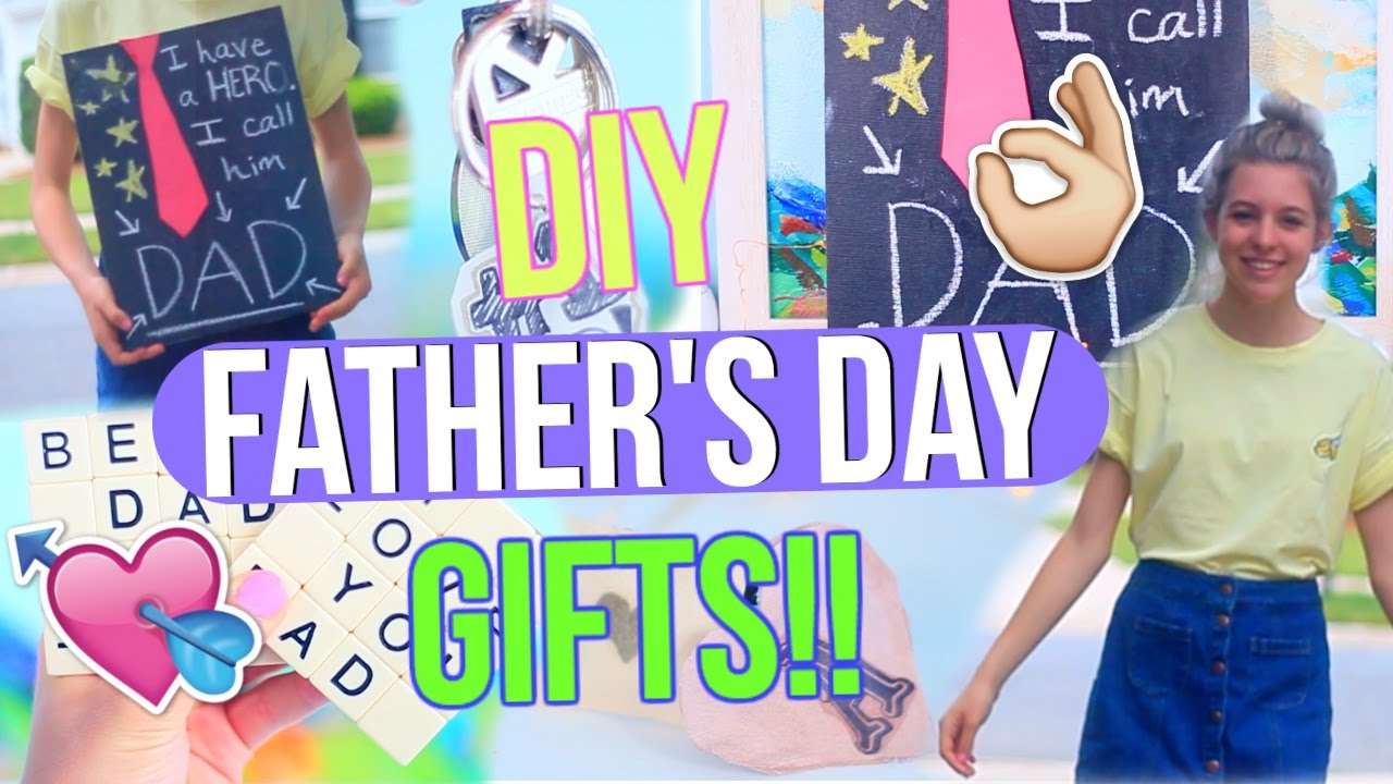 Diy Father 39 S Day Gifts Last Minute Gifts To Make For