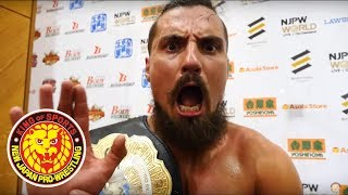 BEST OF THE SUPER Jr. 25  (May 25) - Post-match Interview [5th match]