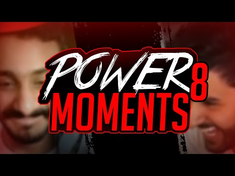 POWER Moments .8 |😂💔  ناصر يطقطق على شونق !