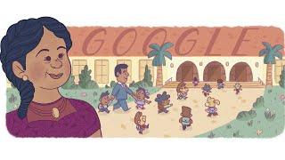 Felicitas Mendez: Google Doodle Honors Activist To Kick Off Hispanic Heritage Month 2020   ABC7