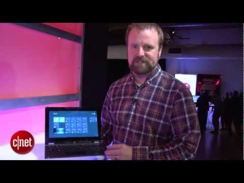 Lenovo IdeaPad Yoga 11 A Tablet? A Laptop? - First Look