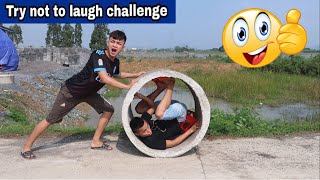 Coi Cấm Cười | Try Not To Laugh Challenge | Pakistani Funny Comedy Videos by Hải TV - Ep 76