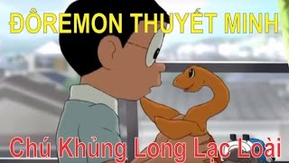 [vui vui tivi] - Phim Hoạt Hình Đôrêmon Dài -  Chú Khủng Long Lạc Loài thuyết minh Tiếng Việt