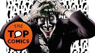 Los mejores cómics: Killing Joke l Broma Mortal