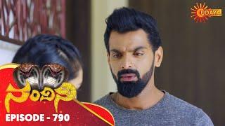 Nandini - Episode 790 | 9th Nov 19 | Udaya TV Serial | Kannada Serial