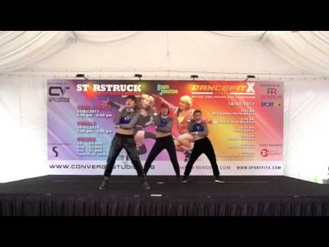 E.Y.E.S | STARSTRUCK KPOP Dance Battle Semi-Finals 2017 || Finalist ||