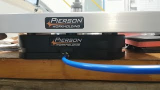 Pierson Mini Pallet System, other fixturing tips, and Lean improvements