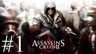 Assassin's Creed 2 - Playthrough #1 [FR][HD]