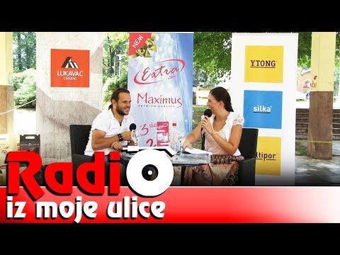 "Radio iz moje ulice - Malik Smajlović, bend ""Generacija bez kompasa"" - 06.08.2017."