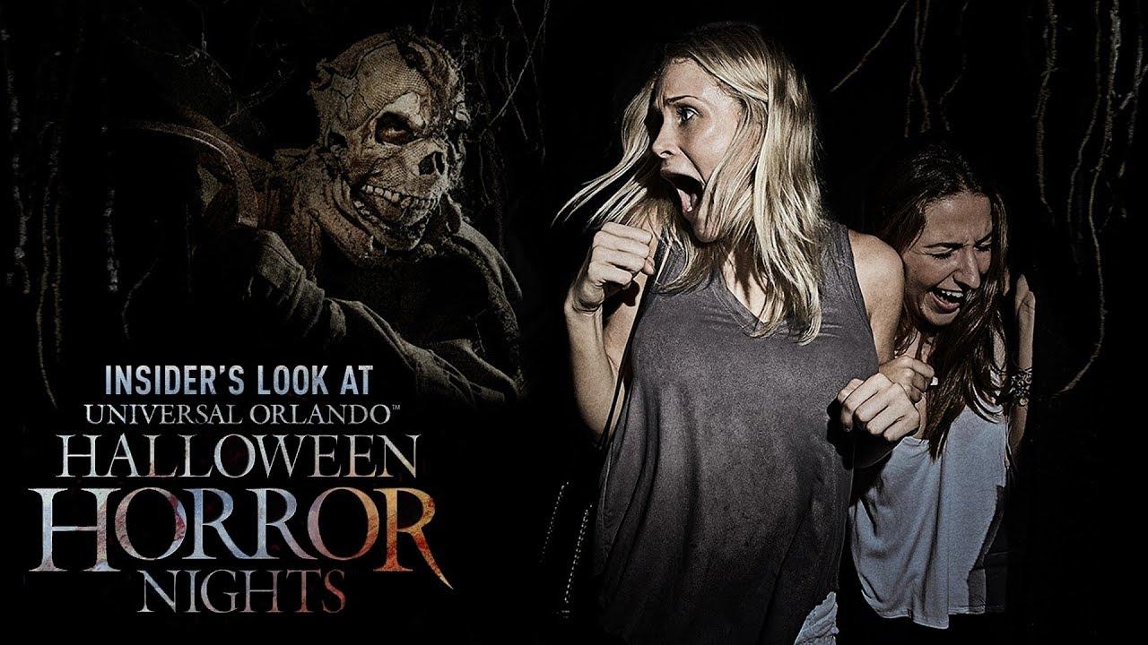 Halloween Horror Nights 2019 Poster.Halloween Horror Nights Universal Orlando Resort