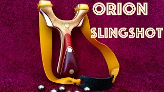 "Making an ""Orion"" Slingshot - Tutorial"