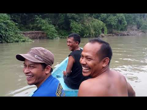 launching perahu motor wisata taman glugut wonokromo 1 pleret bantul