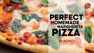 The Secret to Perfect Homemade Pizza | Recipe | ASKO Induction Cooktops and Ovens