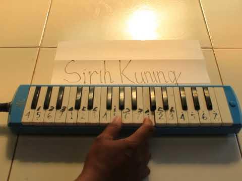 SIRIH KUNING || Pianika Cover