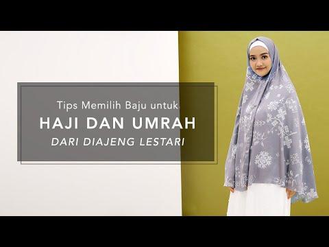 Unboxing Paket Perlengkapan Haji & Umroh Wanita Eksklusif Khadijah | 0822-2611-1886 | ZaidanMall.com.