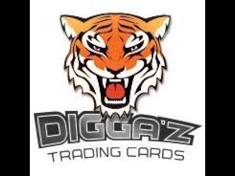 Diggaz Trading Cards - Case Break #47 - 2018 NRL Traders