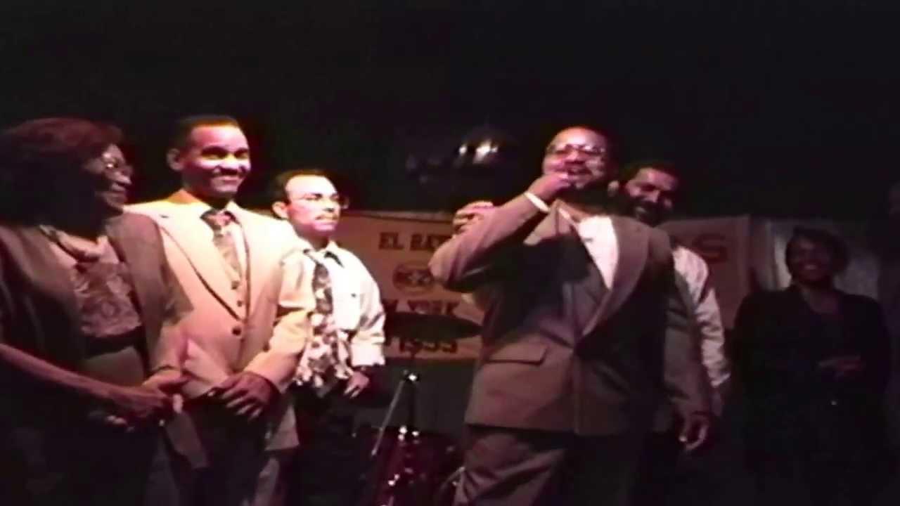 Fernando Ponce Laspina, Julio Pabon & Friends Honors Wilfredo Benitez 6/14/96 video by Jose Rivera