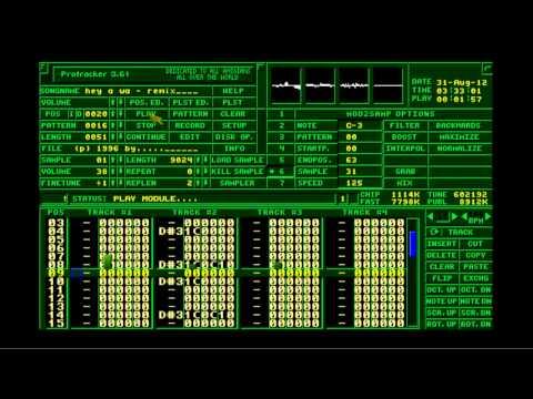 Amiga Music: Daxx Compilation #1 (Remix Series #1)