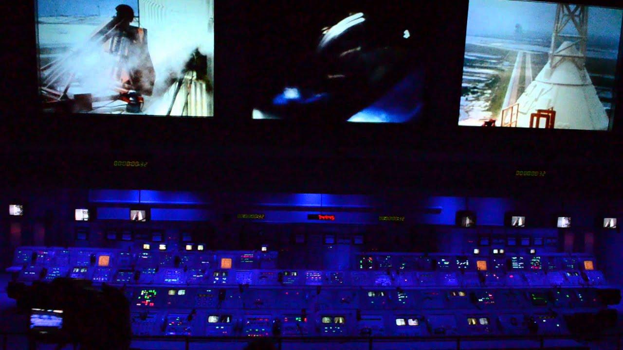 Kennedy Space Centre - Apollo 8 Mission Control Center ...