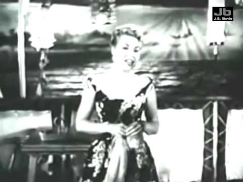 Patti Page - Red Sails In The Sunset