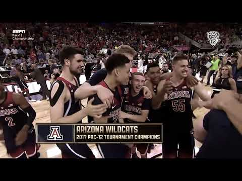 PAC-12 Tournament Hype Video