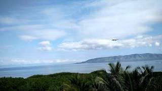 airasia philippines lands in bohol island