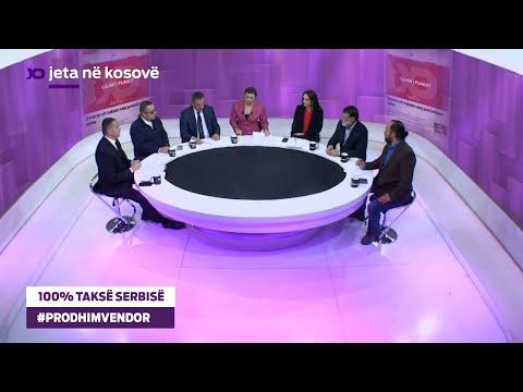 Emisioni Jeta në Kosovë: 100% Taksë Serbisë 22/11/2018