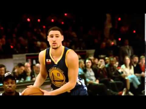 Klay Thompson NBA Inside Stuff Quick Take Golden State Warriors All Star