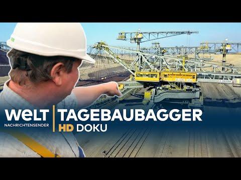 Tagebaubagger - Die