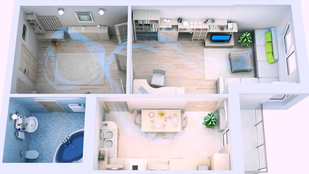 Установка приточного клапана air-box comfort в пк политэр на окна пвх любого профиля.