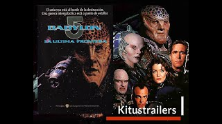 Babylon 5 - La Ultima Frontera (Trailer en castellano)