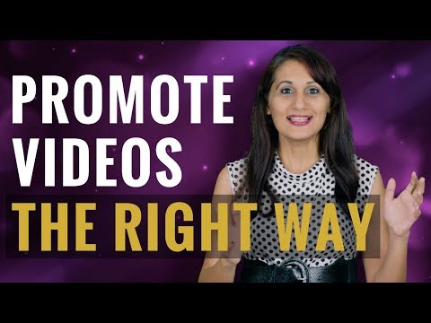 How to Promote YouTube Videos on Social Media Networks
