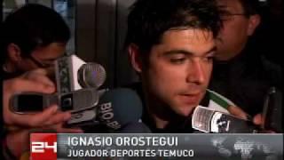 Unión 2 - Deportes Temuco 2 (Copa Chile)