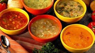 Суп для похудения и чистки печени 19.10.2016